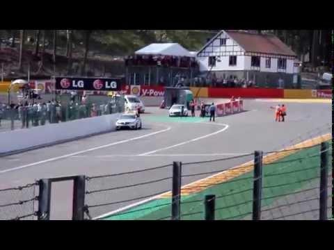 GP F1 Belgique 2014 - Spa Francorchamps - Tribune Silver 1 - Course