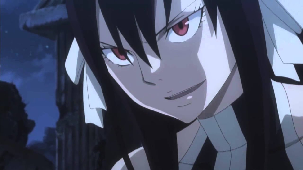 Fairy Tail AMV - Ultear - Young & Beautiful - YouTube