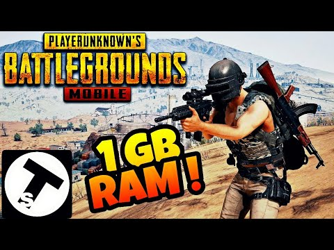 HOW TO PLAY PUBG MOBILE ON 1GB RAM || 100% WORKING || 2018 ...