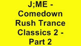 J;ME - Trance Classics Mix 2 - Part 2 (1997-2001)