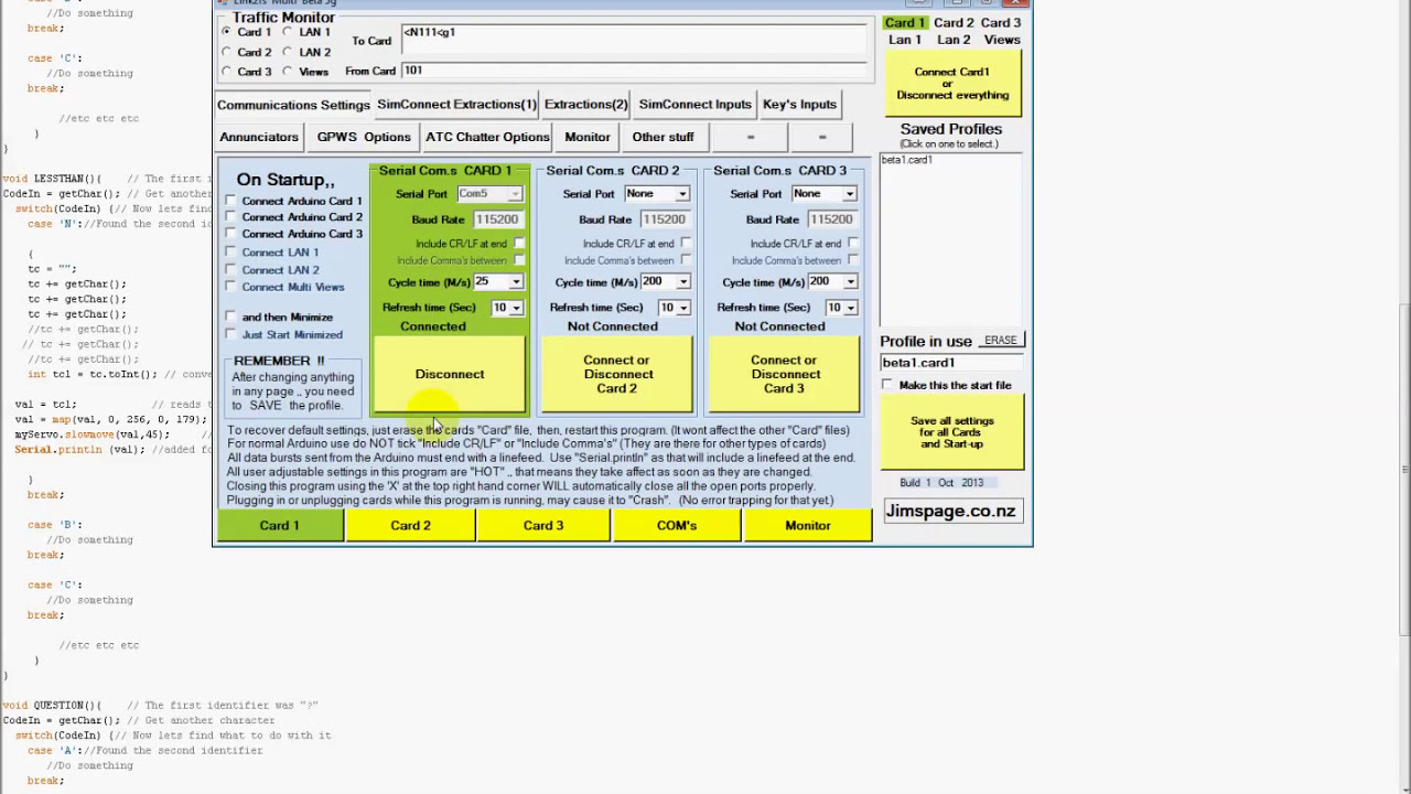 Arduino Flight Simulator Servo Interface- Tutorial  Mkme Lab 07:40 HD