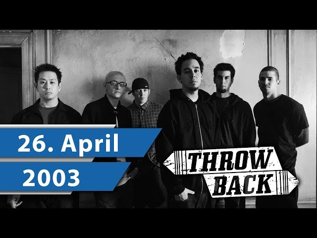 DIE CHARTS AM 26.04.2003 I Throwback Thursday