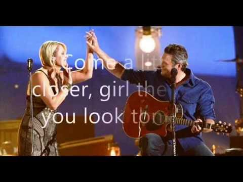 Blake Shelton - My Eyes Lyrics