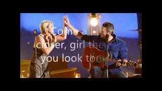 blake shelton my eyes lyrics