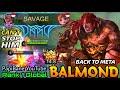 Balmond Savage Forgotten Hero Is Finally Back On Meta Top  Global Balmond By Papibane Mlbb  Mp3 - Mp4 Download