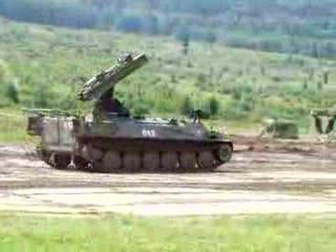 9K35M Strela-10M 'SA-13