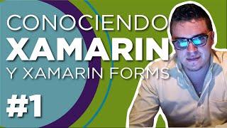 Conociendo Xamarin y Xamarin Forms #devHangout 158 con @andreslon