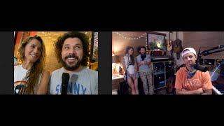 Jason Mraz's Zoom In The Same Room –Episode 001 with Special Guests Billy Galewood & Chaska Potter