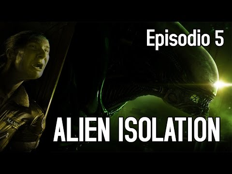 Alien Isolation: Malos asesinos [EP5][Gameplay en Español]