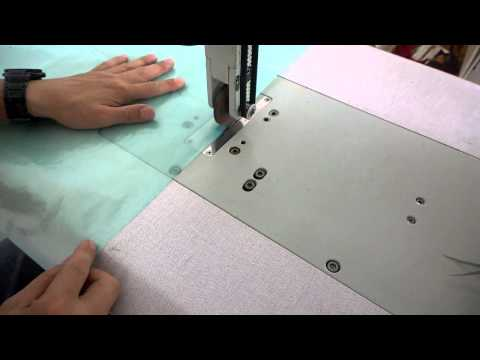 Ultrasonic Welding Machine (Ultrasonic sewing and cutting machine)