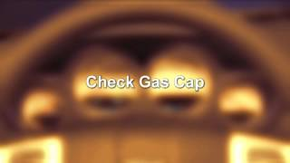2013 Dodge Challenger | Gas Cap Message