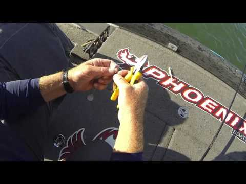 Dave Lefebre On The Fish Head Shaker