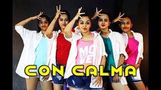 CON CALMA Dance Cover | Daddy Yankee | Katy Perry | Mohit Jain's Dance Institute