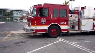 camion pompier incendie agglomération Longueuil - 6014 -