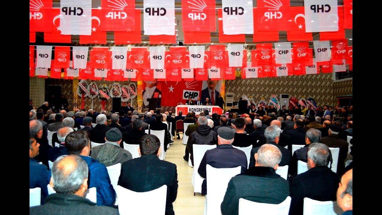 CHP Kongresinde Akraba Adaylar Eşit Oy Aldı