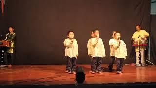 চাকমা শিশুদের গান | Singing for Chakma Baby | New Song | Stage Performance | Official Video