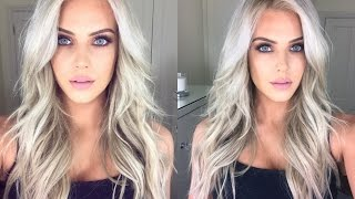 SUPER Easy Summer/Beachy Hair Tutorial | Chloe Boucher