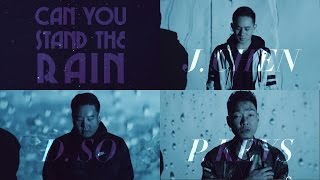 Can You Stand The Rain - New Edition (Cover) | Paul Kim x Jason Chen x David So Remix