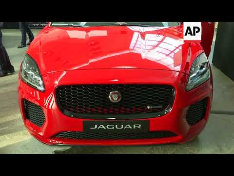 Jaguar Land Rover cars to be electric from 2020