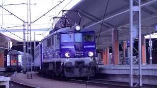 Pierwszy sezonowy kurs pociągu TLK Bryza do Świnoujścia i Kołobrzegu