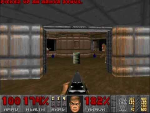 Paul's Gaming - Doom BFG Edition part01 - Knee-Deep in the Dead |