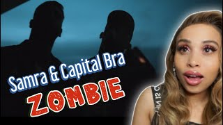 SAMRA & CAPITAL BRA - ZOMBIE - Jenny Reaction