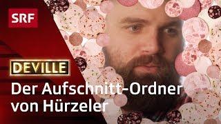 Der Aufschnitt-Ordner von Hürzeler - #deville