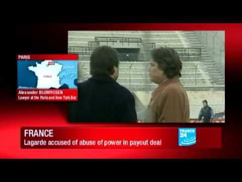 Finance - Court to investigate Lagarde for abuse of authority