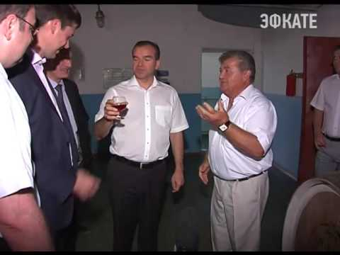 Старейшему на Кубани коньячному заводу дана вторая жизнь. Новости Сочи Эфкате