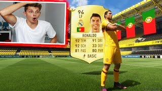 FIFA 17: CRISTIANO RONALDO IN A PACK OPENING!!! ✖️✖️✖️ ULTIMATE TEAM (DEUTSCH)