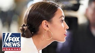 Ocasio-Cortez faces heat for Amazon canceling NYC plan thumbnail