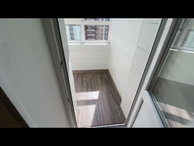 Смотреть видео Кабинет на балконе @ Пражская, 12