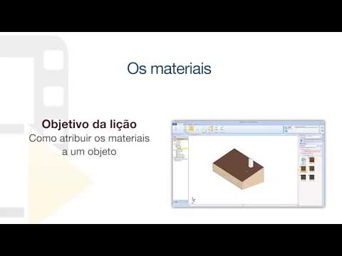 Vídeo Tutorial de Solarius PV - Os materiais  - ACCA software thumbnail