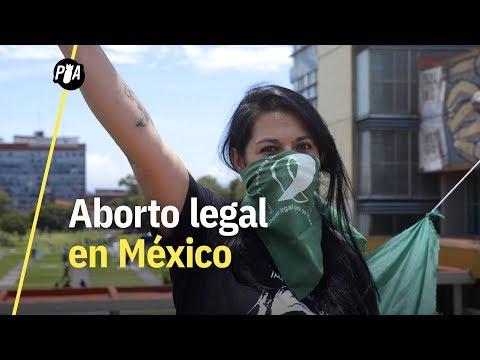 Morena propone aborto legal en todo México