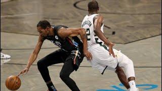 Milwaukee Bucks vs Brooklyn Nets Full Game 5 Highlights | June 15
