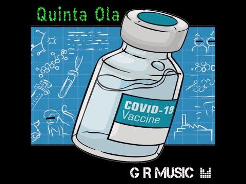 💿 Disco:  🌊 QUINTA OLA 🌊 Ya disponible en Streaming G R Music
