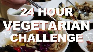 Being a Vegetarian in Korea for 24 Hours!