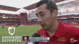 "Rubens Sambueza: ""Hoy el compañerismo se quedó a un lado"""