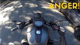 ANGRY PEOPLE! - Moto Vlog #3