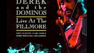 derek and dominos - why does love got to be so sad ( live at fillmore)