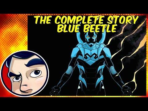 Blue Beetle (Jaime Reyes) - Origin