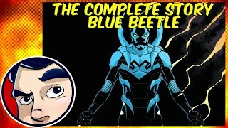 Blue Beetle (Jaime Reyes) - Origin