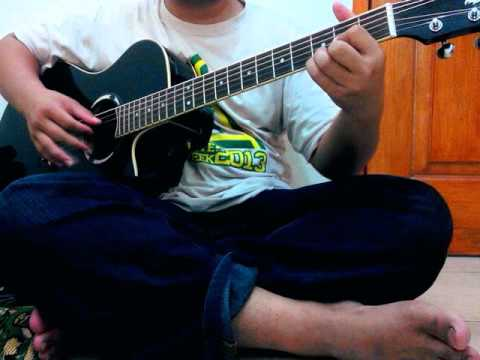 JKT48 - Chime wa Love Song (Fingerstyle Guitar Cover)