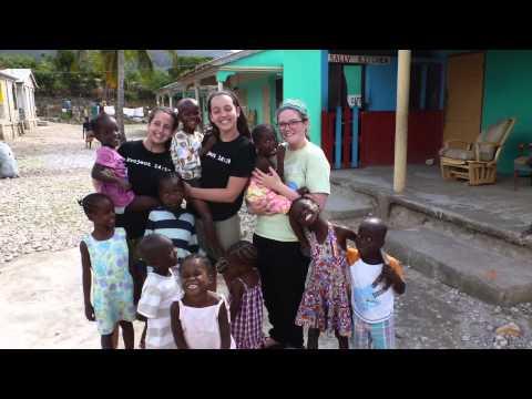 Haiti Mission Trip 2015    Grayce Lillpop