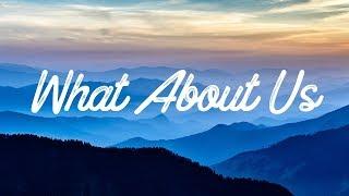 P!nk - What About Us (Lyrics / Lyrics Video) Anthony Keyrouz Remix