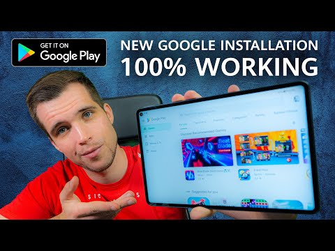 ALL HUAWEI DEVICES!  - NEW GUIDE - Install Google Apps and Google Play Store 2020 - NO USB NEEDED