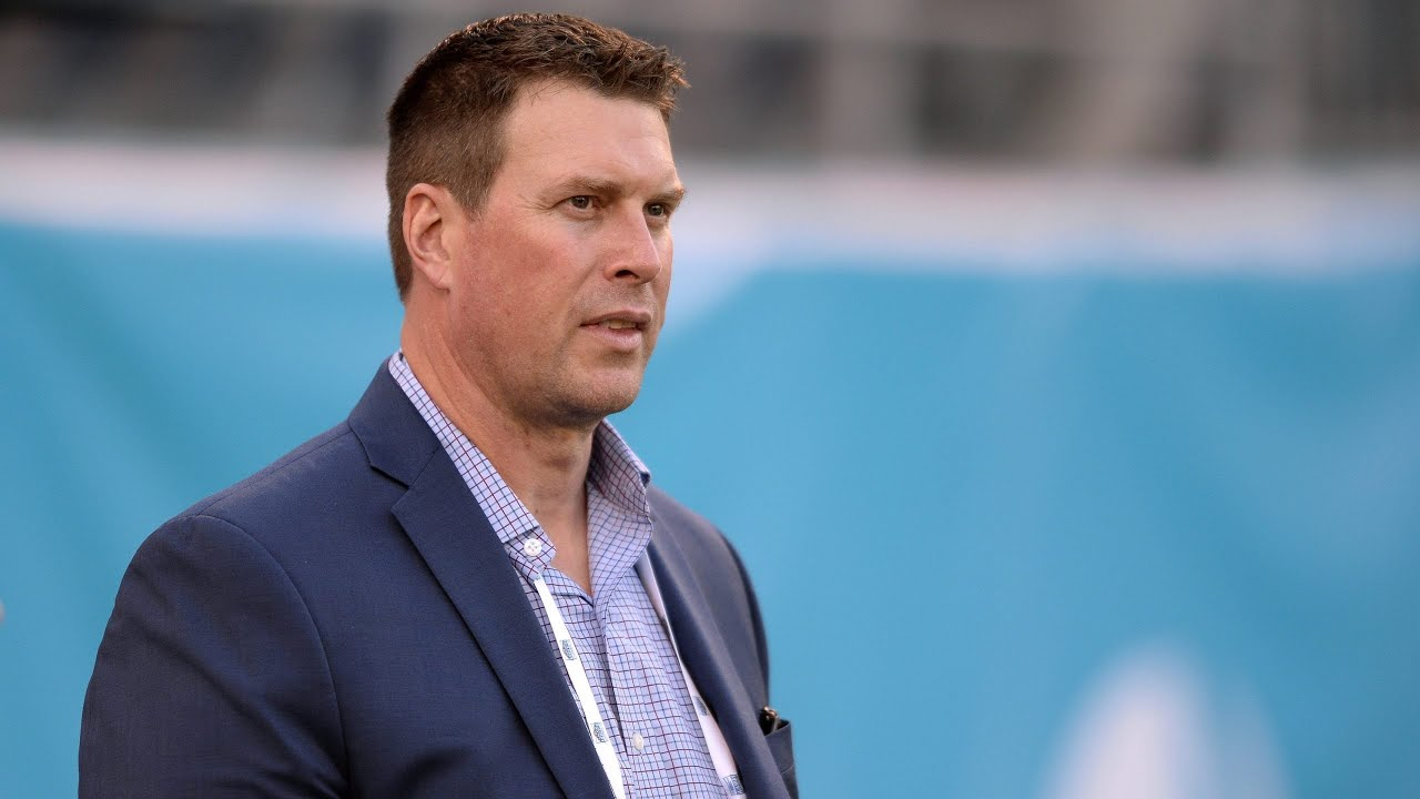 Former NFL quarterback Ryan Leaf arrested in California