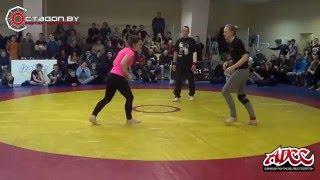 ADCC MINSK OPEN CUP 2016/ШАБАН ИННА vs ГРИЦКЕВИЧ ОКСАНА
