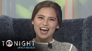 TWBA: Fast Talk with Jasmine Curtis-Smith