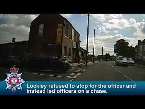 Teen Jailed After Police Chase Through Ilkeston